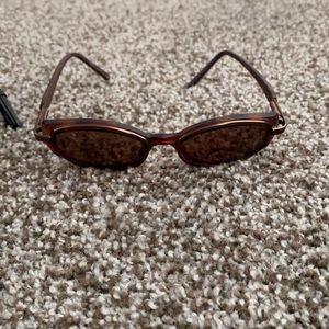 Vintage Maui Jim sunglasses with case
